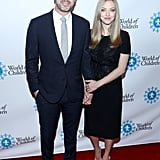 Amanda Seyfried and Thomas Sadoski Step Out After Welcoming Baby Girl
