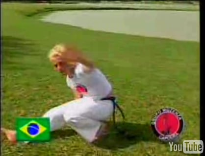 Capoeira: It Will Kick Your Butt