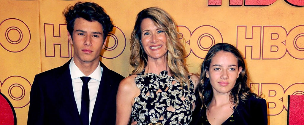 How Gorgeous Are Laura Dern's Kids? See How They Celebrated With Their Mom After the Emmys