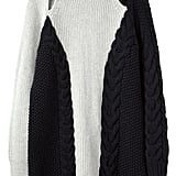 This 3.1 Phillip Lim Boxy Cable Sweater ($675) may not look supersexy at first glance, but it's all in the styling; try cinching it at the waist with a wide belt, and add a skinny pair of trousers or textured tights and ankle booties.