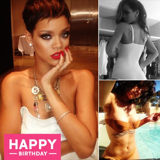 Rihanna's Sexiest Instagram Pictures