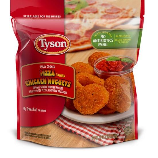 Tyson Pizza Chicken Nuggets