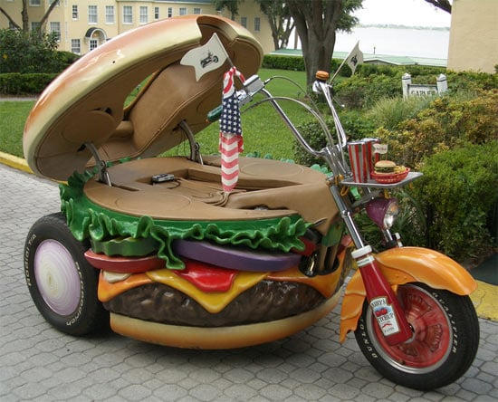 Hamburger Harley: Love It or Hate It?