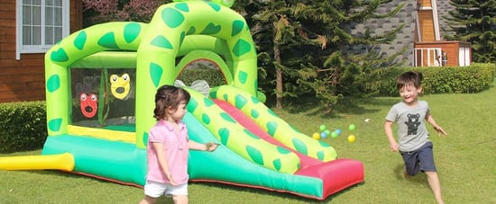 Best Bounce Houses For Kids on Amazon