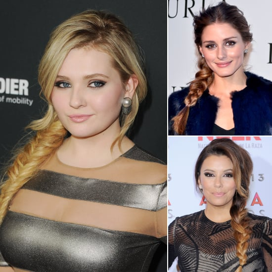 Side Plait Hairstyles | Pictures