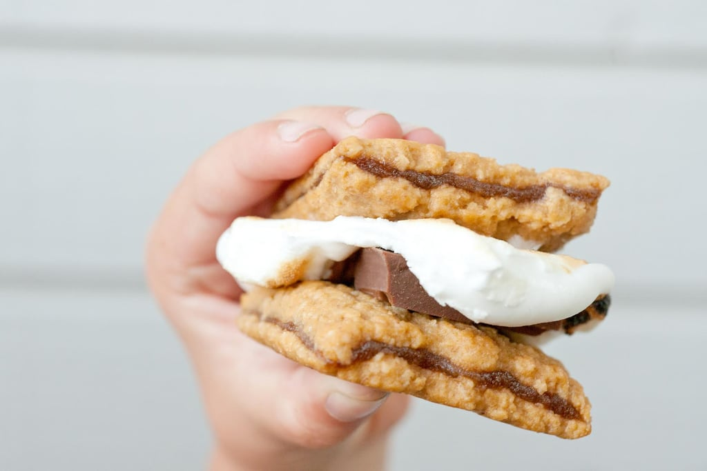 Make a Cool Twist on Basic S'Mores