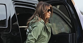 Melania Trump Wore a Highly Insensitive Jacket While Visiting the Border, and *Deep Sigh*