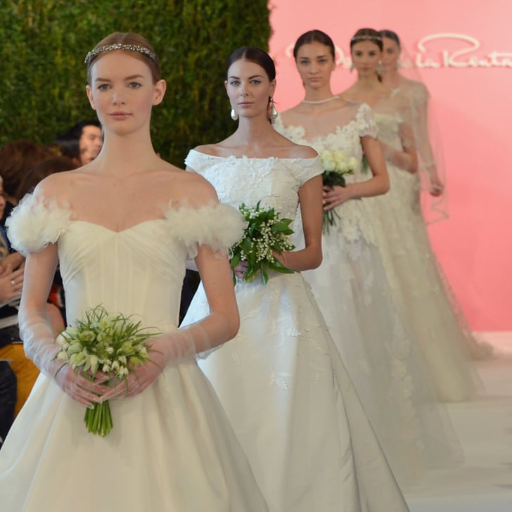 There Was Something New at Oscar de la Renta Bridal