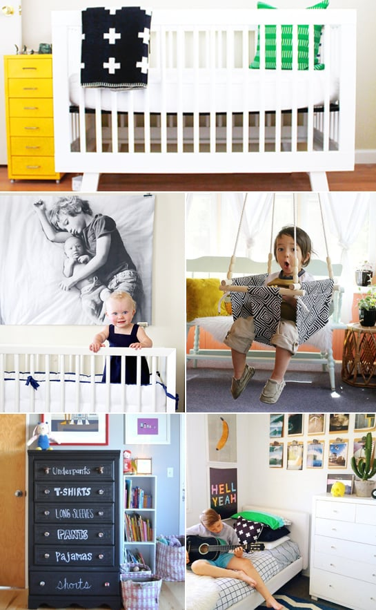 24 Decorating Hacks to Make Your Kids' Rooms Even Cuter