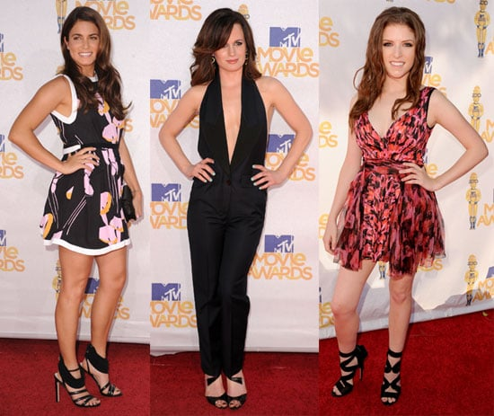 Pictures of the Eclipse Cast at the 2010 MTV Movie Awards 2010-06-06 18:00:46