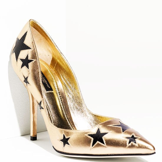 15 Dazzling Glitter and Metallic Shoes For Fall