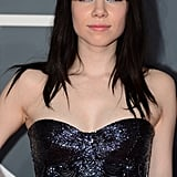 Carly Rae Jepsen hit the red carpet before the Grammys.