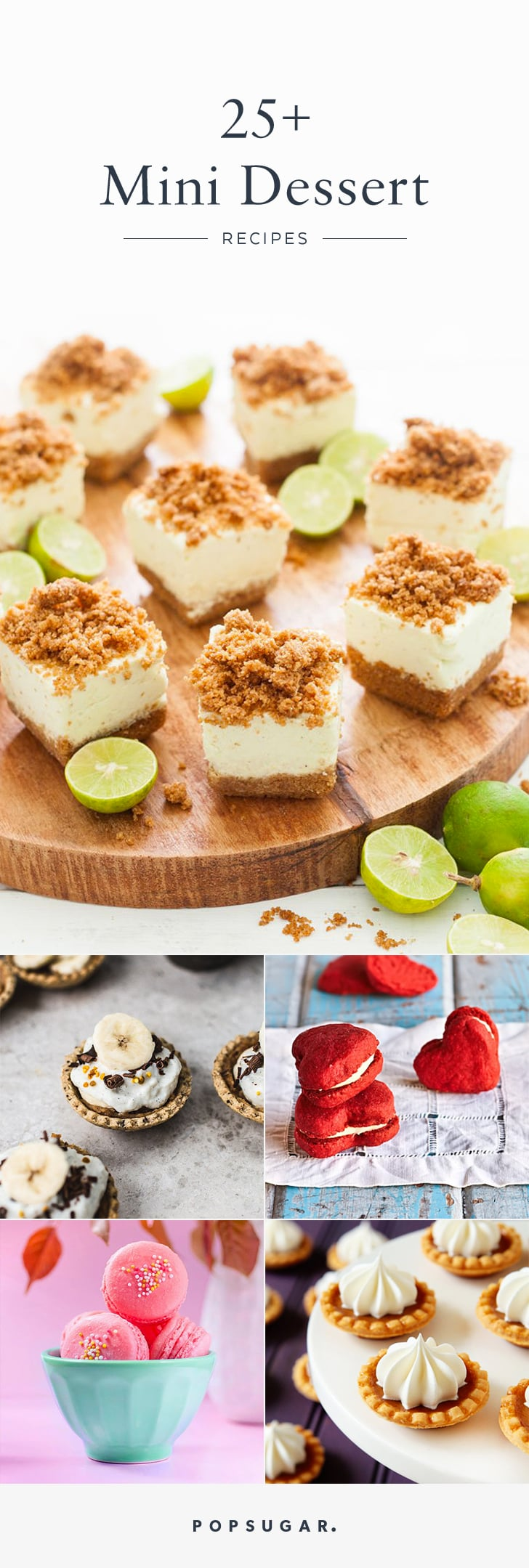 Mini Dessert Recipes  POPSUGAR Food