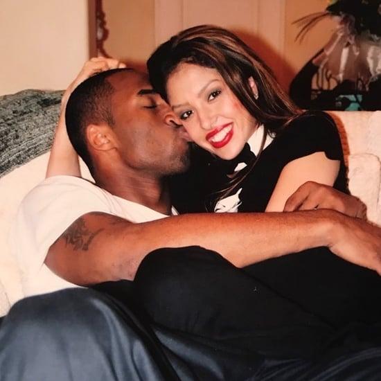 Read Vanessa Bryant's 19th Anniversary Post For Kobe Bryant