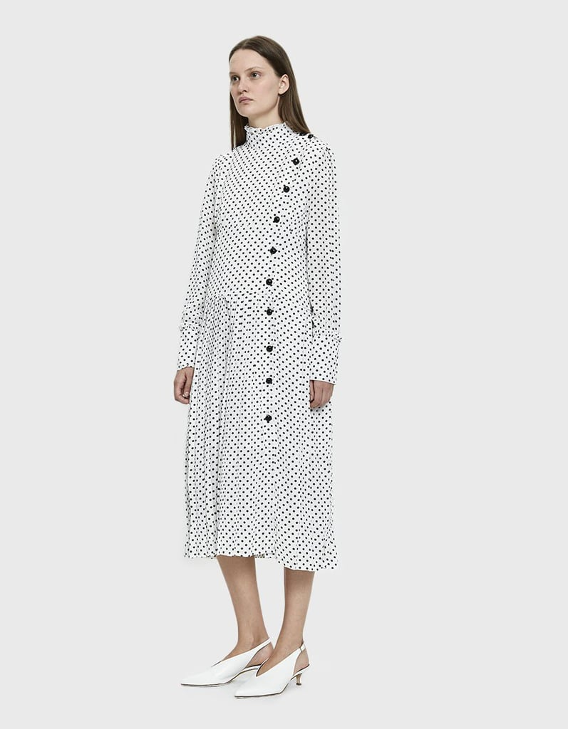 Farrow Alba Polka Dot Dress