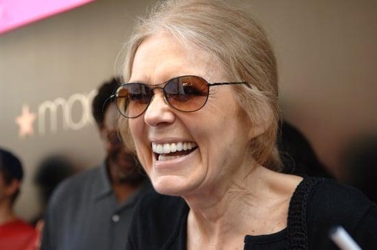 Briefing Book! Icon Gloria Steinem Celebrates 75th Birthday