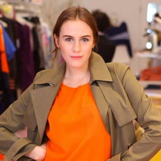 How to Wear Orange For Spring