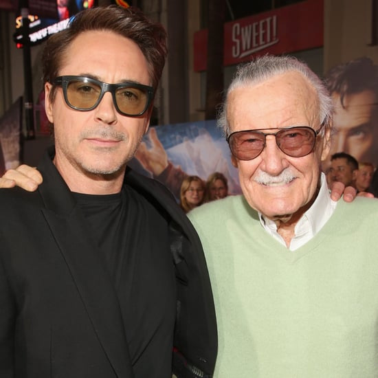 Marvel Stars and Executives Reactions to Stan Lee's Death