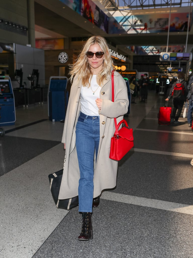 How to Wear Jeans: Sienna Miller
