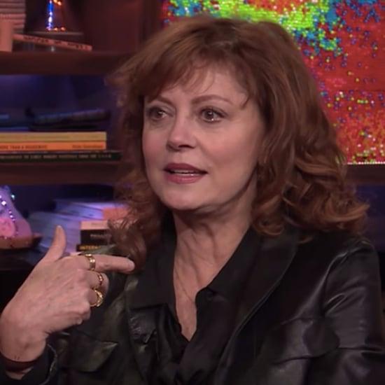 Susan Sarandon Calls Debra Messing Trumpian