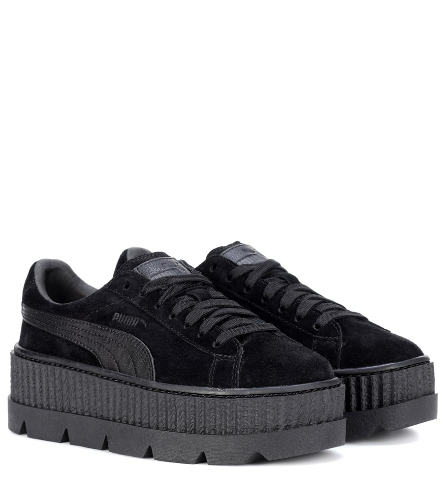 promo code a6b7b 2e7fb Fenty by Rihanna Cleated Creeper Sneakers | Selena Gomez ...