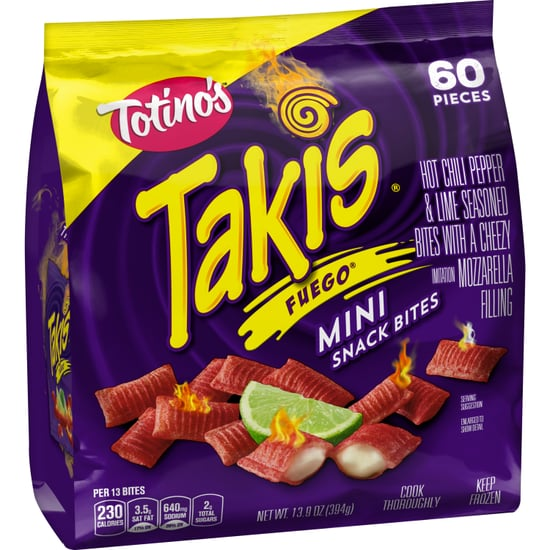 Totino's Is Releasing Cheesy Bites Dusted in Takis Seasoning