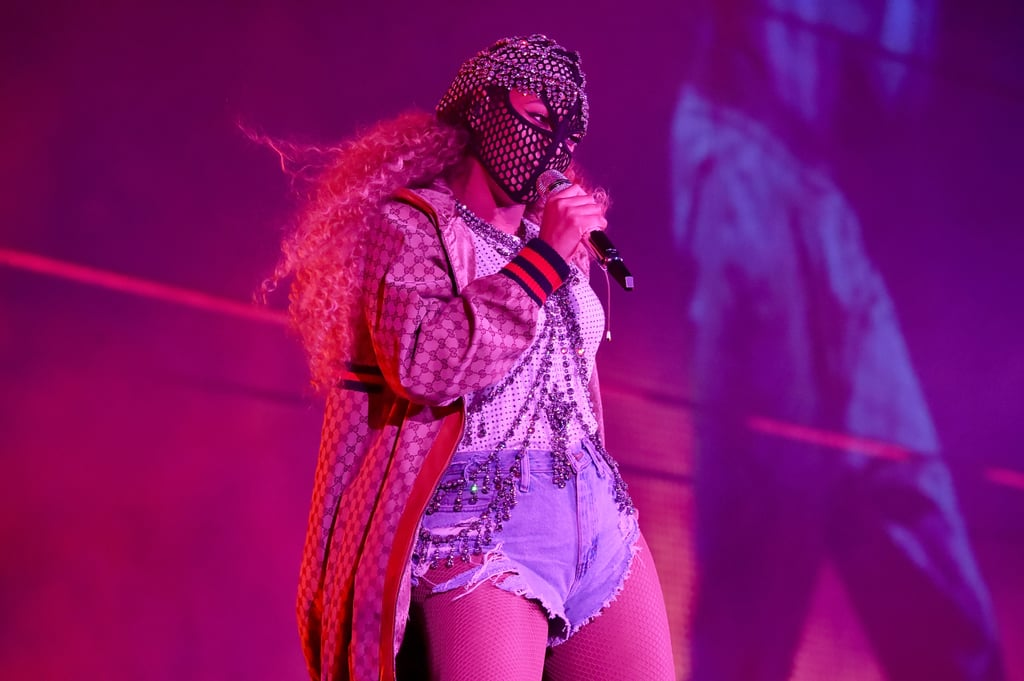 On the Run Tour II Masked Beyoncé