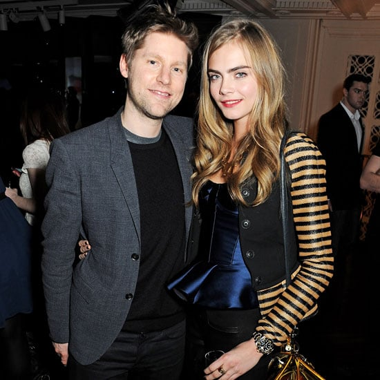 See Celebrities Wearing Burberry Prorsum Spring 2013 Line
