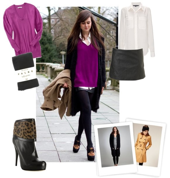 Winter Street Style Looks Featuring Andy From the Style Scrapbook