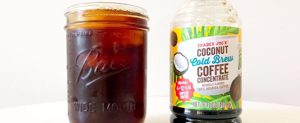 Trader Joe's Coconut Cold Brew