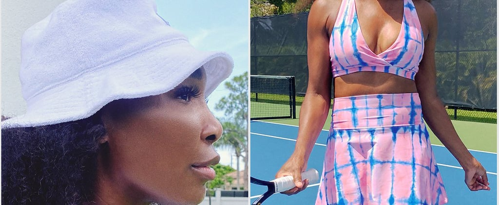 Venus Williams x Carbon38 Debut Their Court-Ready Collection