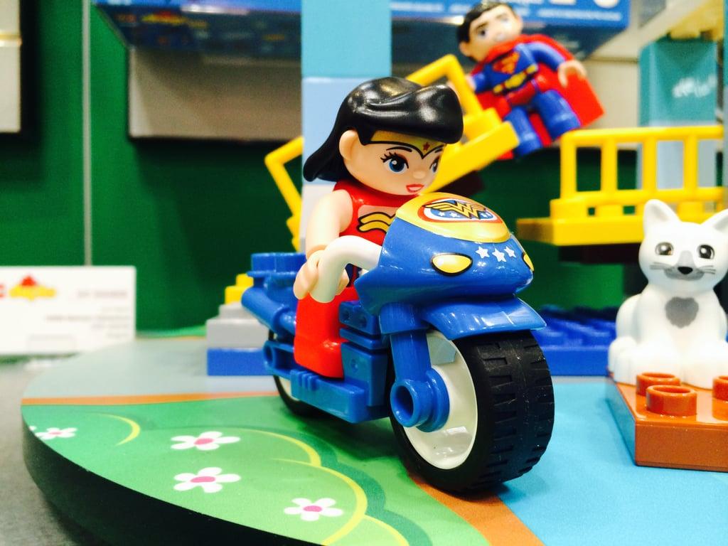 Lego Duplo Batman Adventure Set