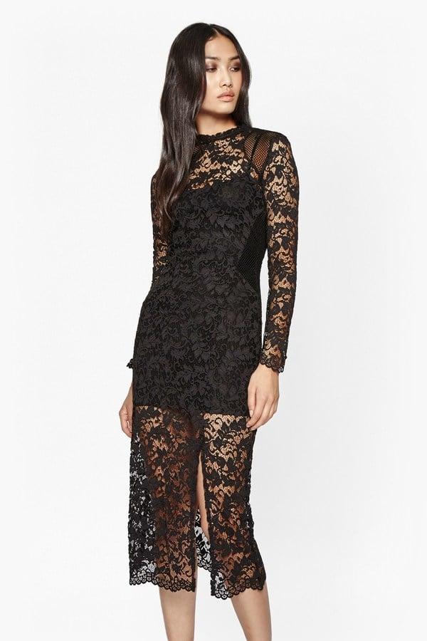 Tilly Lace Midi Dress ($248)