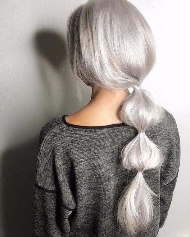 Easy NYE Hair 2018