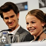 Never Let Me Go Photo Call at London Film Festival