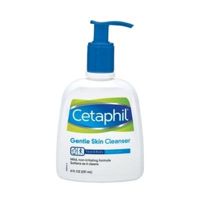 Cetaphil Gentle Skin Facial Cleanser