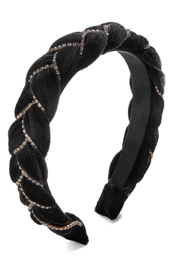 BaubleBar Serafina Braided Headband