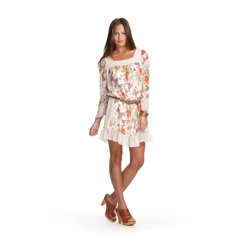Jovovich-Hawk For Target Floral Dress ($40)