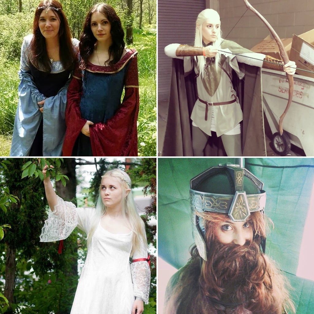 Lord of the rings costumes popsugar tech lord of the rings costumes solutioingenieria Image collections