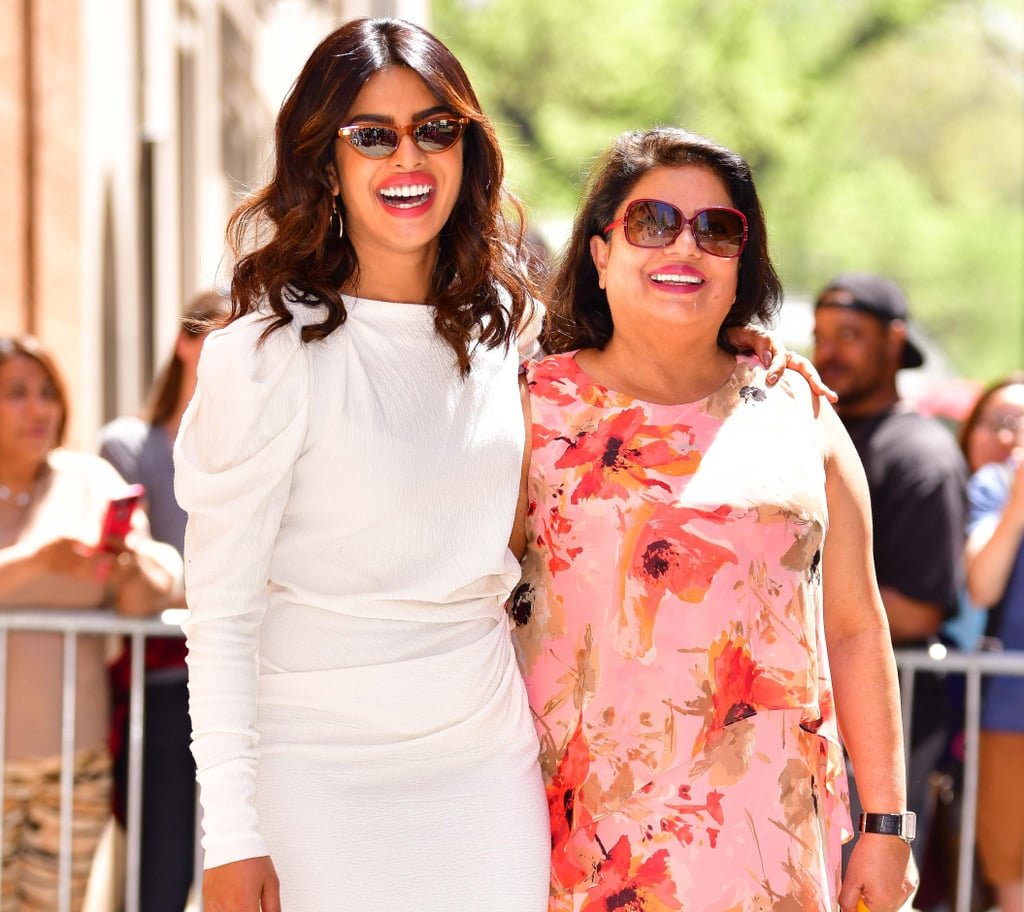Priyanka Chopra's Mom's Quotes About Her and Nick Jonas 2018