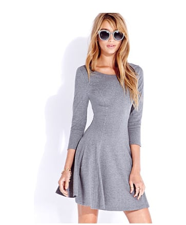 What's easier, more flattering, or more affordable than this Forever 21 classic skater dress ($14).