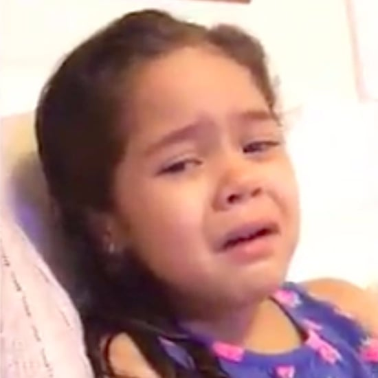 6-Year-Old Girl Crying About Obama Leaving Video