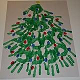 Oh, Christmas Tree Wrap