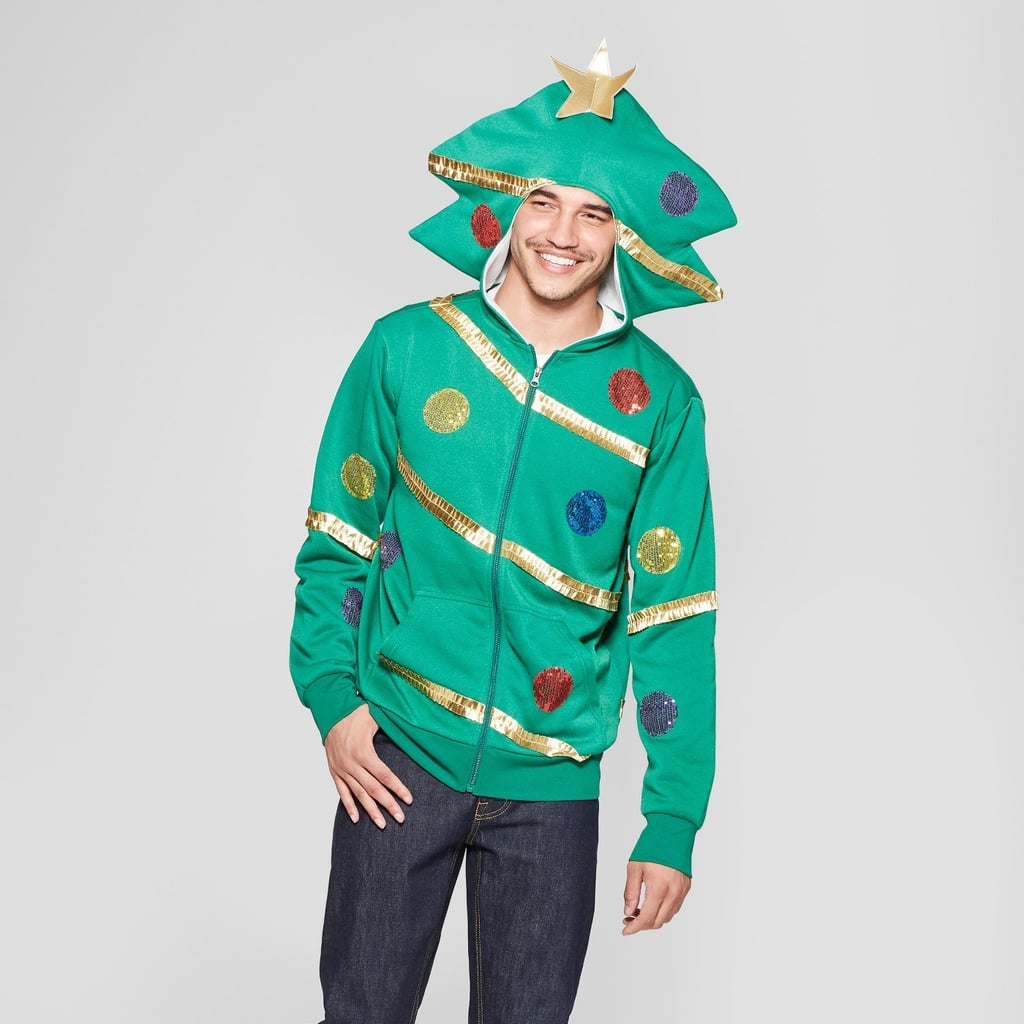 Christmas Tree Sweatshirt at Target