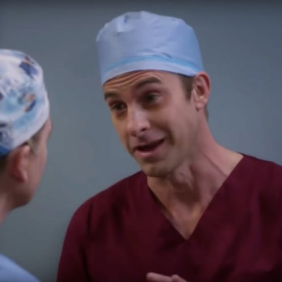 Who Plays Dr. Marsh on Grey's Anatomy?