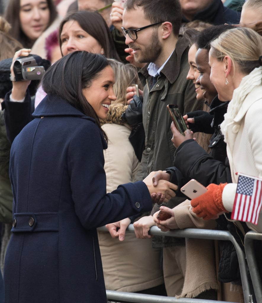 Meghan Markle's $675 Handbag Is So Popular, People Will Pay Over $2K to Get It