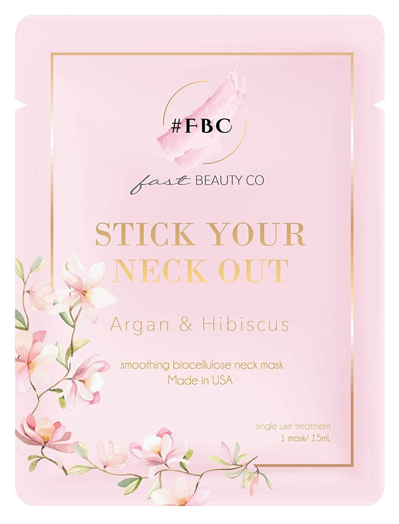 Fast Beauty Co. Smoothing Biocellulose Neck Mask