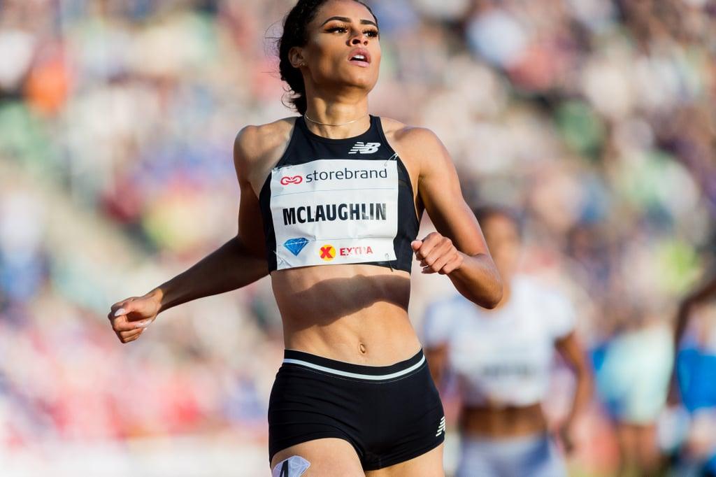 Sydney McLaughlin's Favourite Ab Moves