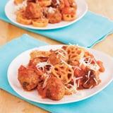 A Fun Spin on Spaghetti and Meatballs