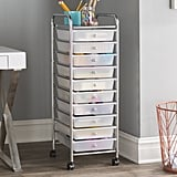 10-Drawer Storage Chest